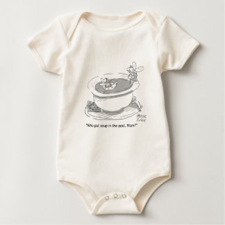 Fly in the Soup Baby Bodysuit