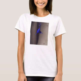 Fly In The Web-blue-version-by KLM T-Shirt