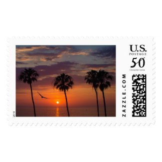 Fly Into the Sunset Postage