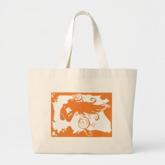 Fly Large Tote Bag