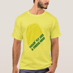 fly like a cheese head T-shirt