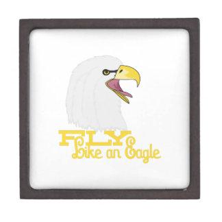 Fly Like an Eagle Jewelry Box