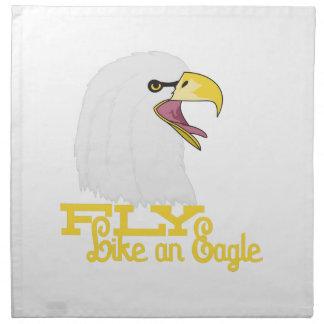 Fly Like an Eagle Napkin