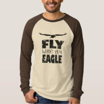 Fly like an Eagle - Paragliding Tees