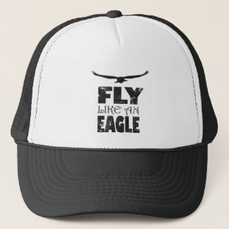 Fly like an Eagle - Paragliding Trucker Hat