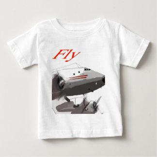 Fly  Lockheed Constellation Baby T-Shirt