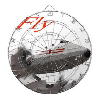 Fly  Lockheed Constellation Dartboard