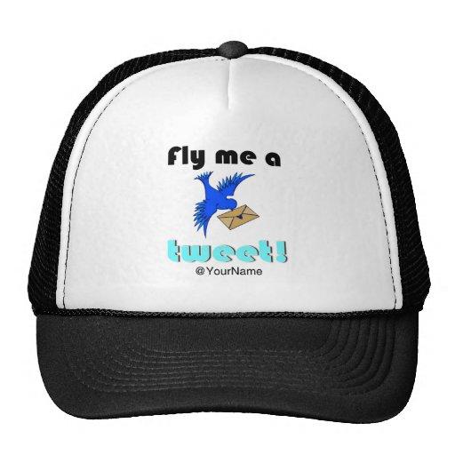 Fly Me A Tweet Hat