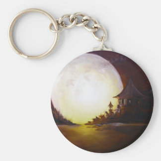 Fly me to the moon 3.jpg keychain