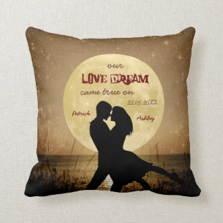 Fly Me to the Moon  gift pillow
