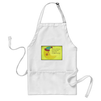 Fly me to the moon products adult apron