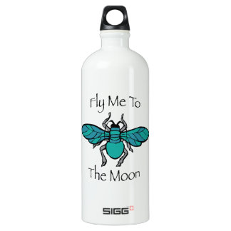 Fly Me To The Moon SIGG Traveler 1.0L Water Bottle