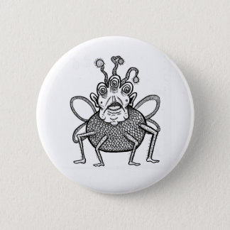 Fly Monster Button