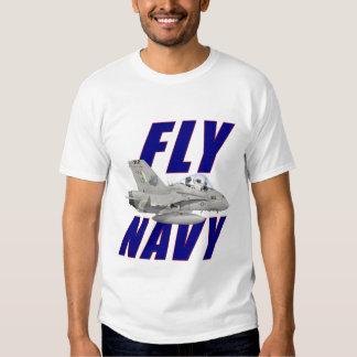 Fly Navy Tee Shirt