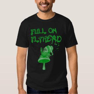 Fly on Toadstool Tee Shirts