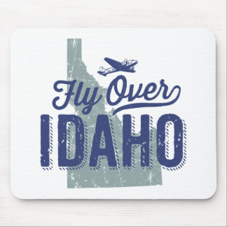 Fly Over Idaho Mouse Pad