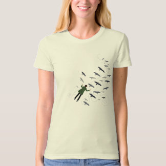Fly over. T-Shirt