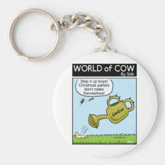 Fly Party Keychain
