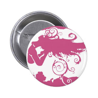 Fly Pinback Button