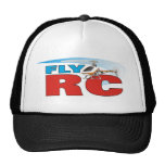 Fly RC Helicopters Trucker Hats