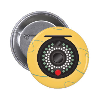 Fly Reel Button