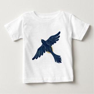 FLY, ROBIN, FLY! (bird) ~ Baby T-Shirt