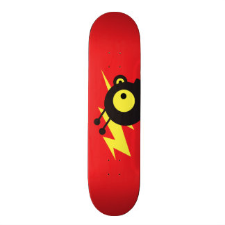 Fly Robot & Network Energy Skate Skateboard