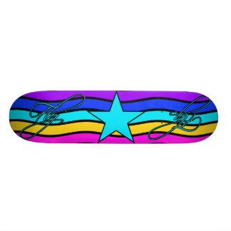 Fly skateboard