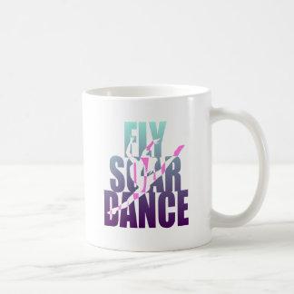 Fly Soar Dance Classic White Coffee Mug