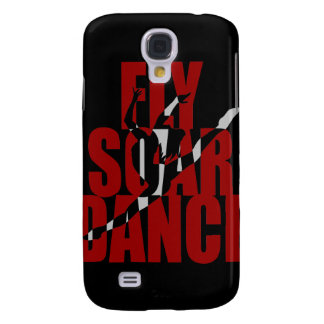 Fly Soar Dance Galaxy S4 Cover
