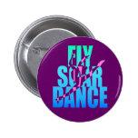 Fly Soar Dance Pins
