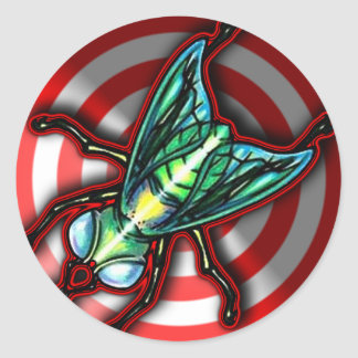Fly Sticker small