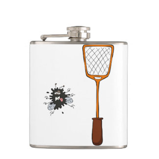 Fly Swat Flask