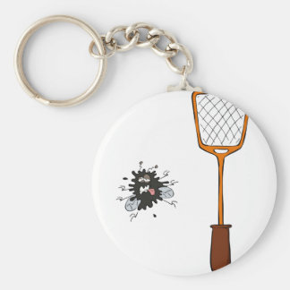 Fly Swat Keychain