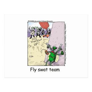 Fly Swatt Team Funny Mugs Cards Tees & More