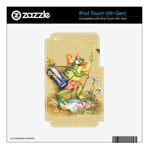 Fly Swatter iPod Touch 4G Skin