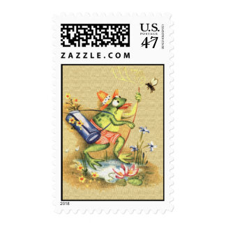 Fly Swatter Postage