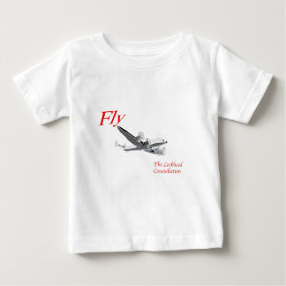 Fly the Lockheed Constellation Baby T-Shirt