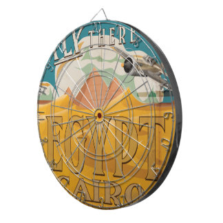 Fly There - Egypt Dart Board