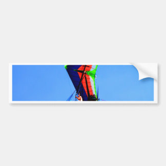 Fly to Freedom success peace and joy aeroplanes Bumper Sticker