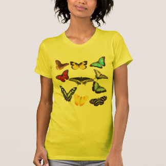 Fly To Your Dreams - Butterfly T Shirt