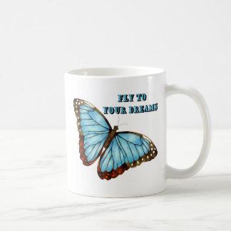 Fly to Your Dreams Coffee Mug