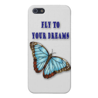 Fly To Your Dreams iPhone 5 Cover