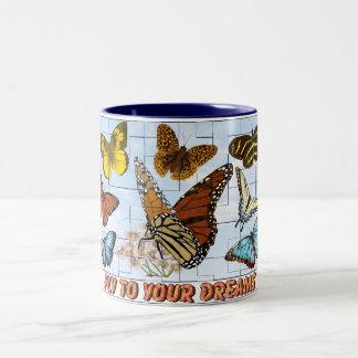 Fly To Your Dreams Mug
