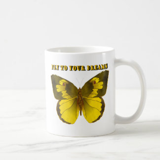 Fly to Your Dreams Coffee Mugs