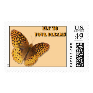 Fly To Your Dreams Stamps