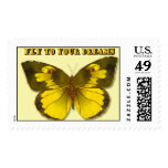 Fly To Your Dreams Postage Stamp