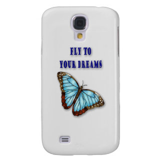 Fly To Your Dreams Samsung Galaxy S4 Covers