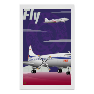 Fly TTA-Poster
