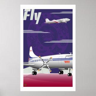Fly TTA-Poster Poster